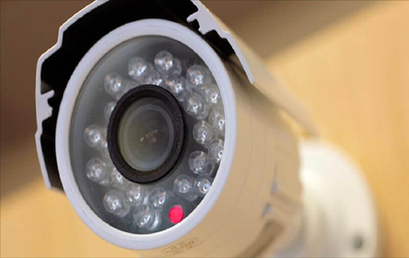 câmera monitorada