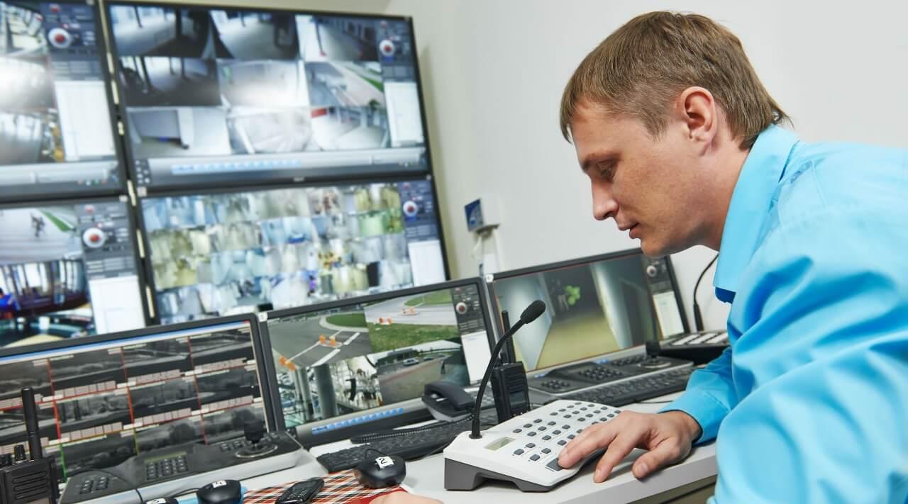 portaria virtual monitoramento